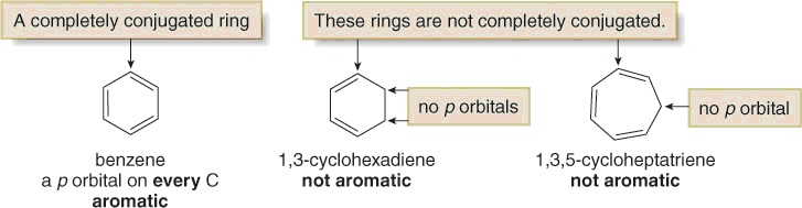 Conjugated ring