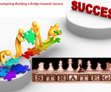Strategizing Building a Bridge towards Success