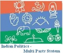 Indian Politics  Multi Party System