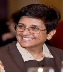 Kiran Bedi: Pinnacle of Indian Police