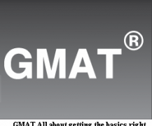 GMAT  All about getting the basics right