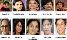 Top 10 Motivational Ladies of India