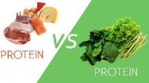 Most beneficial way of having proteins � Animal Protein or Plant Protein