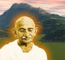 Mahatma Gandhi - The Non-Violent Revolutionist