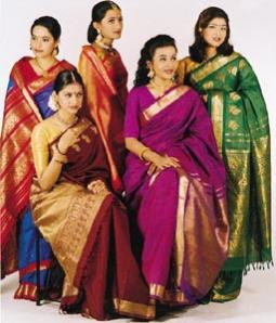 Dresses of Union Territories of India