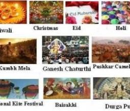 Top 10 Festivals of India